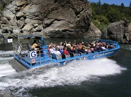 Hellgate Jetboat Dinner Cruise